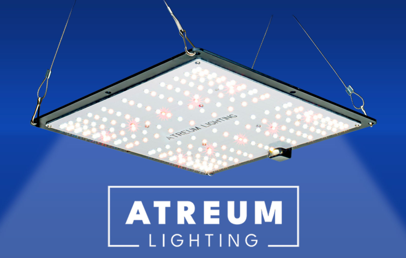 Photo of ATREUM Lighting HYDRA-1000 Grow Light